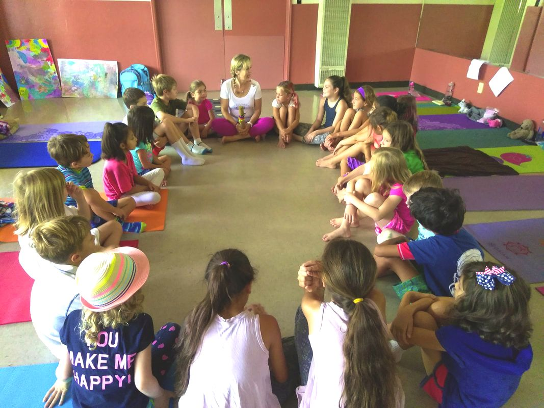 Kids Yoga Summer Camp